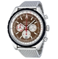 Breitling Chrono-Matic A1436002/Q556 Stainless Steel Luxury Watches