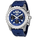 Breitling Chronomat A2336035/C833 Mens Blue Sport Watches