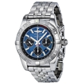 Breitling Chronomat AB011012-C789SS Mens Blue Luxury Watches