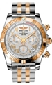 Breitling Chronomat CB014012-A748STT Mens Mother of Pearl Luxury Watches