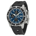 Breitling Superocean Heritage Mens 46 mm Luxury Watches