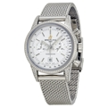 Breitling Transocean A4131063/G757 Unisex Silver Luxury Watches