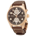 Brown IWC Pilot IW387805 Luxury Watches Mens