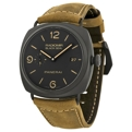 Brown Panerai Radiomir PAM00505 Luxury Watches Mens