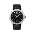 Bvlgari 101867 Mens Stainless Steel Luxury Watches