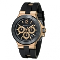 Bvlgari 101987 Mens 18 Carat Pink Gold Luxury Watches