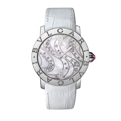 Bvlgari 102030 White Mother-of-Pearl with Diamonds Luxury Watches