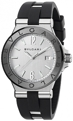 Bvlgari 102252 Stainless Steel Luxury Watches