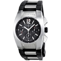 Bvlgari Ergon EG35BSVDCH Mens Black Pattern Sport Watches