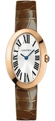 Cartier Baignoire W8000007 Silver Dress Watches