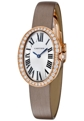 Cartier Baignoire WB520004 Ladies Scratch Resistant Sapphire Luxury Watches