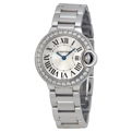 Cartier Ballon Bleu de Cartier WE9003Z3 Ladies Quartz Luxury Watches