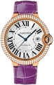Cartier Ballon Bleu de Cartier WE900851 Silver Luxury Watches