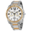 Cartier Calibre de Cartier W7100042 Stainless Steel Luxury Watches