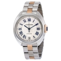 Cartier Cle W2CL0003 Ladies Automatic Luxury Watches
