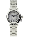 Cartier Pasha de Cartier WJ1111M9 Ladies 18kt White Gold Luxury Watches