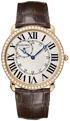 Cartier Ronde Louis Cartier WR007001 Silver Luxury Watches