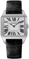 Cartier Santos de Cartier W2007051 Mens 35 mm x 29 mm Dress Watches