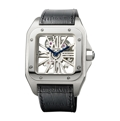 Cartier Santos de Cartier W2020018 Mens Sapphire Dress Watches