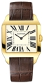 Cartier Santos Dumont W2008751 Mens Scratch Resistant Sapphire Luxury Watches