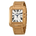 Cartier Tank Anglaise W5310003 Ladies 39.2 mm x 29.8 mm Luxury Watches