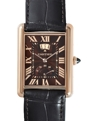 Cartier Tank W1560002 Ladies Automatic Luxury Watches