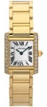 Cartier Tank WE1001R8 Quartz Luxury Watches