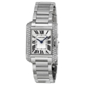 Cartier Tank WT100008 Ladies 30.2 mm x 22.7 mm Luxury Watches