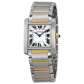 Cartier W2TA0003 Ladies Stainless Steel Luxury Watches