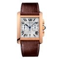 Cartier W5330005 Mens 18Kt Rose Gold Luxury Watches