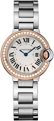 Cartier WE902079 Ladies Silver Luxury Watches