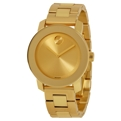 Champagne Movado Bold 3600085 Dress Watches Ladies