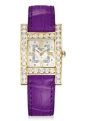 Chopard Diamond 136621-0001 Ladies Mother of Pearl Luxury Watches