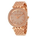 Crystal Pave Michael Kors Darci MK3439 Dress Watches Ladies