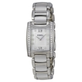 Ebel Brasilia 1215607 Ladies White Mother of Pearl Luxury Watches