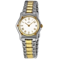 Ebel Classic 1088901/0260C Stainless Steel and 18kt Yellow Gold Dress Watches