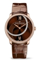 Girard Perregaux 49525D52ABD1-BKEA Ladies Brown Luxury Watches