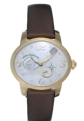 Girard Perregaux Cats Eye 80480-51-761-JKBD Ladies White Mother-of-pearl With 8 Diamonds Luxury Watches