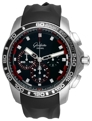Glashutte Sport Evolution Mens Black Luxury Watches