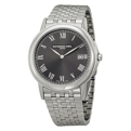 Gray Raymond Weil Tradition 5466-ST-00608 Casual Watches Mens