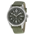 Grey Hamilton Khaki Field H70595963 Sport Watches Mens