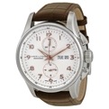 Hamilton Jazzmaster H32766513 Mens Sapphire Casual Watches