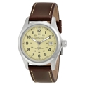 Hamilton Khaki Field H70455523 Mens Sapphire Casual Watches