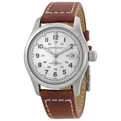 Hamilton Khaki Field H70455553 Silver Casual Watches
