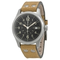 Hamilton Khaki Field H70595593 Mens Black Casual Watches