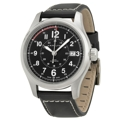 Hamilton Khaki Field H70595733 Mens Scratch Resistant Sapphire Casual Watches