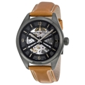 Hamilton Khaki Field H72585535 Mens Black Skeleton Luxury Watches