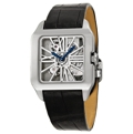 Hand Wind Cartier Santos-Dumont Mens 38.7 mm x 47 mm Luxury Watches