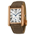 Hand Wind Cartier Tank Mens 39.2 mm x 30 mm Luxury Watches