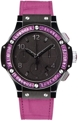 Hublot 341.CV.1110.LR.1905 Ladies Black Ceramic Luxury Watches